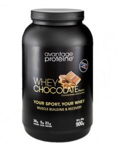 whey chocolat 900g